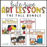 Bite-Size Art - The Fall (Growing) Bundle