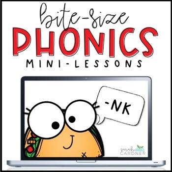Bite-Size Phonics Lessons - NK
