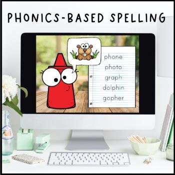 Bite-Size Phonics Lessons - PH Digraph
