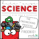 Bite-Size Science - The Engineering Process FREEBIE