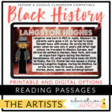 Bite-Sized Black History: Artists!