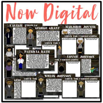 Black History- Inventors