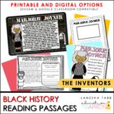 Black History- Inventors NOW DIGITAL!