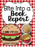 Bite into a Book Report {A Yummy Craftivity}