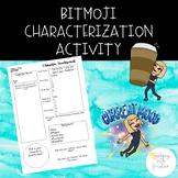 Bitmoji Characterization Development