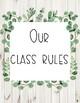 Bitmoji Class Rules-Editable