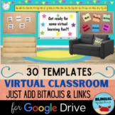 Bitmoji Classroom Backgrounds