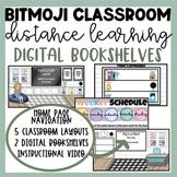 Bitmoji Classroom | Digital Classroom | Classroom Template
