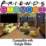 Bitmoji Classroom | FRIENDS THEME BUNDLE | BITMOJI | I'll