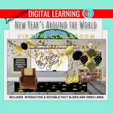 Bitmoji Classroom | HAPPY NEW YEAR AROUND THE WORLD | FACTS | Virtual Classroom