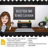 Bitmoji Classroom Starter Pack