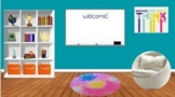 Bitmoji Customizable Classroom