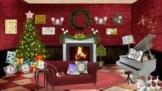 Bitmoji Digital Escape Room Twelve Days of Christmas Dista