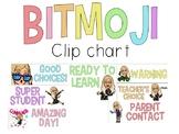 Bitmoji Clip Chart