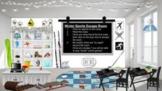 Bitmoji Escape Room, History of Winter Sports Virtual Classroom Template