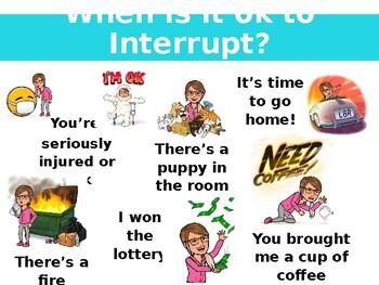Bitmoji - Interrupting
