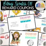 Bitmoji Scratch Off Reward Coupons