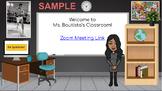 Bitmoji Virtual Classroom