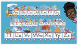 Free Bitmoji Virtual Classroom Alphabet Trains