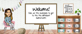 Bitmoji Virtual Classroom - EDITABLE