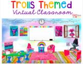 Bitmoji Virtual Classroom Template TROLLS THEMED