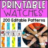 Bitmoji Watches (Growing resource) over 200 PATTERNS!