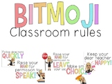Bitmoji Whole Brain Teaching Classroom Rules