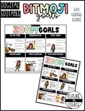 Bitmoji Zoom Goals- DIGITAL