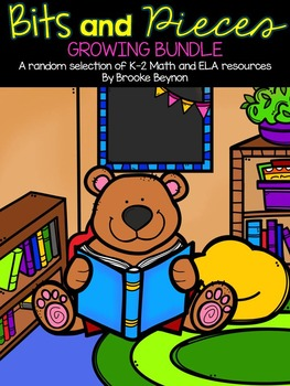 Bits and Pieces - ELA and Math resources for K-2