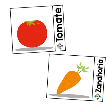 Bits de Inteligencia: Frutas y Vegetales