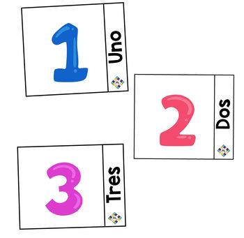 Bits de Inteligencias: Números del 1 al 50