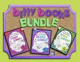 Books Short Vowels Long Vowels Blends Digraphs Worksheets Kinder 1st BUNDLE