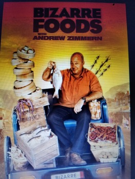 Bizarre Food Charleston Video Questions