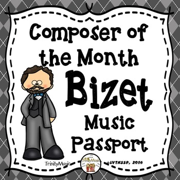 Bizet Passport (Composer of the Month)