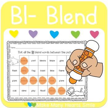 Dot a Path: Bl Blend