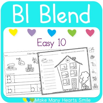 Easy 10: Bl Blend    MMHS32
