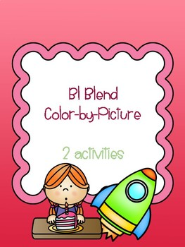Bl Blend Color-by-Picture
