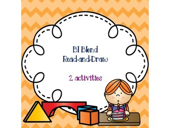 Bl Blend Read-and-Draw