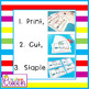 BL- Blend Readers Levels A and C (Printable and Projectable Books)