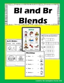 Bl and Br Blends