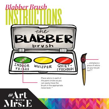 Blabber Brush | Noise Monitoring Tool
