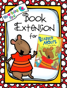 Blabber Mouse Book Extension 1-2