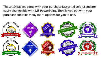 Blabberize Open Badges