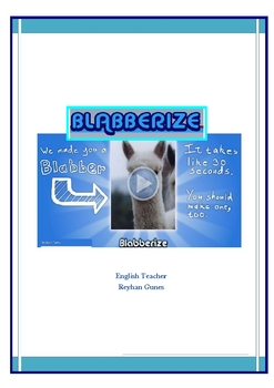 Blabberize Tutorial for language, science and arts classes.
