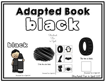 Black Adapted Book