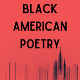 Black American Poetry | African American Poetry | Question