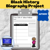 Black Authors Biography Project