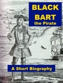 Black Bart the Pirate - A Short Biography