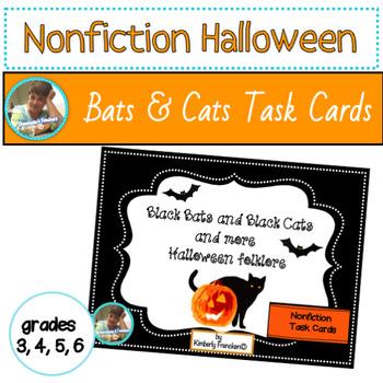 Black Bats and Black Cats: Halloween Folklore Non-Fiction