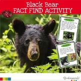 Black Bear Fact Find